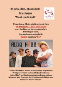 thumbnail of 25 Jahre Musikschule Petershagen