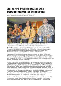 thumbnail of 25 Jahre Musikschule Pressebericht Uli Westermann