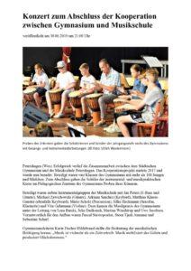 thumbnail of Konzert zum Abschluss MKusix4U 2019