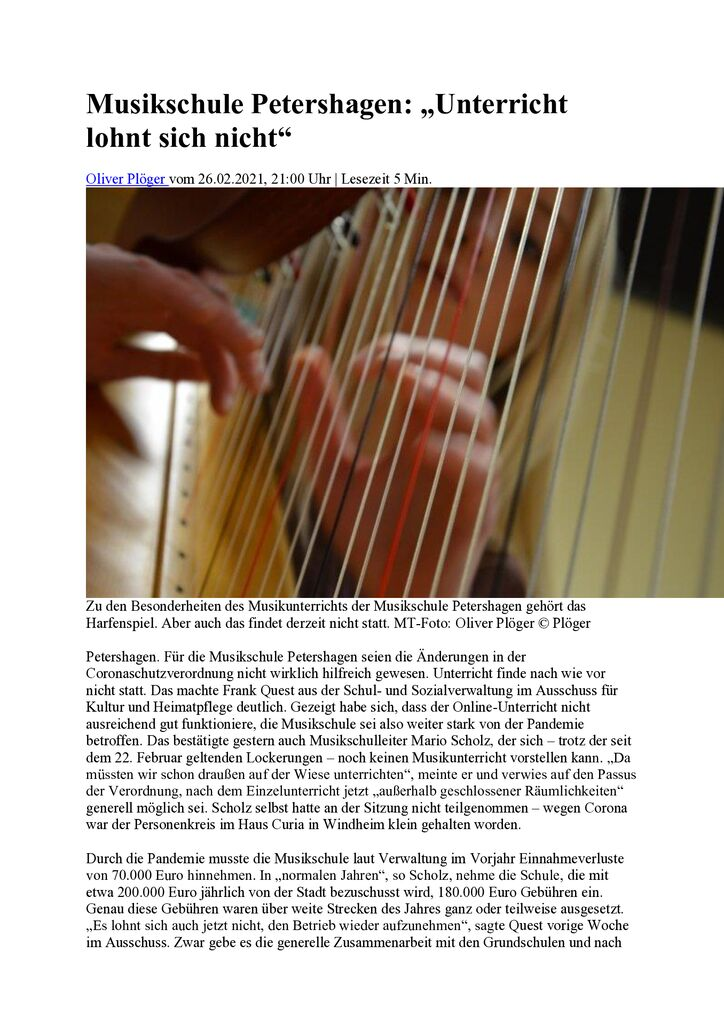 thumbnail of Musikschule Petershagen Unterricht lohnt sich nicht verbessert